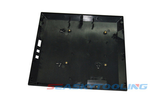LCD plastic case molding