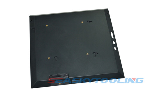 Plastic electronic enclosures manufacturing